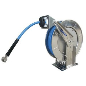 Hose Reel Stainless